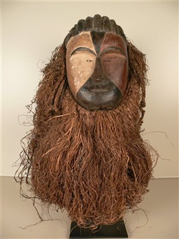 Masque Galoa - Okukwé