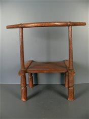 Tabourets, chaises, trônesChaise Baoulé