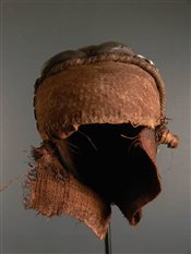Masque africainMasque Boulou
