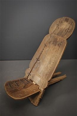 Chaise à palabre Senoufo