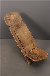 Tabourets, chaises, trônesChaise à palabre Senoufo