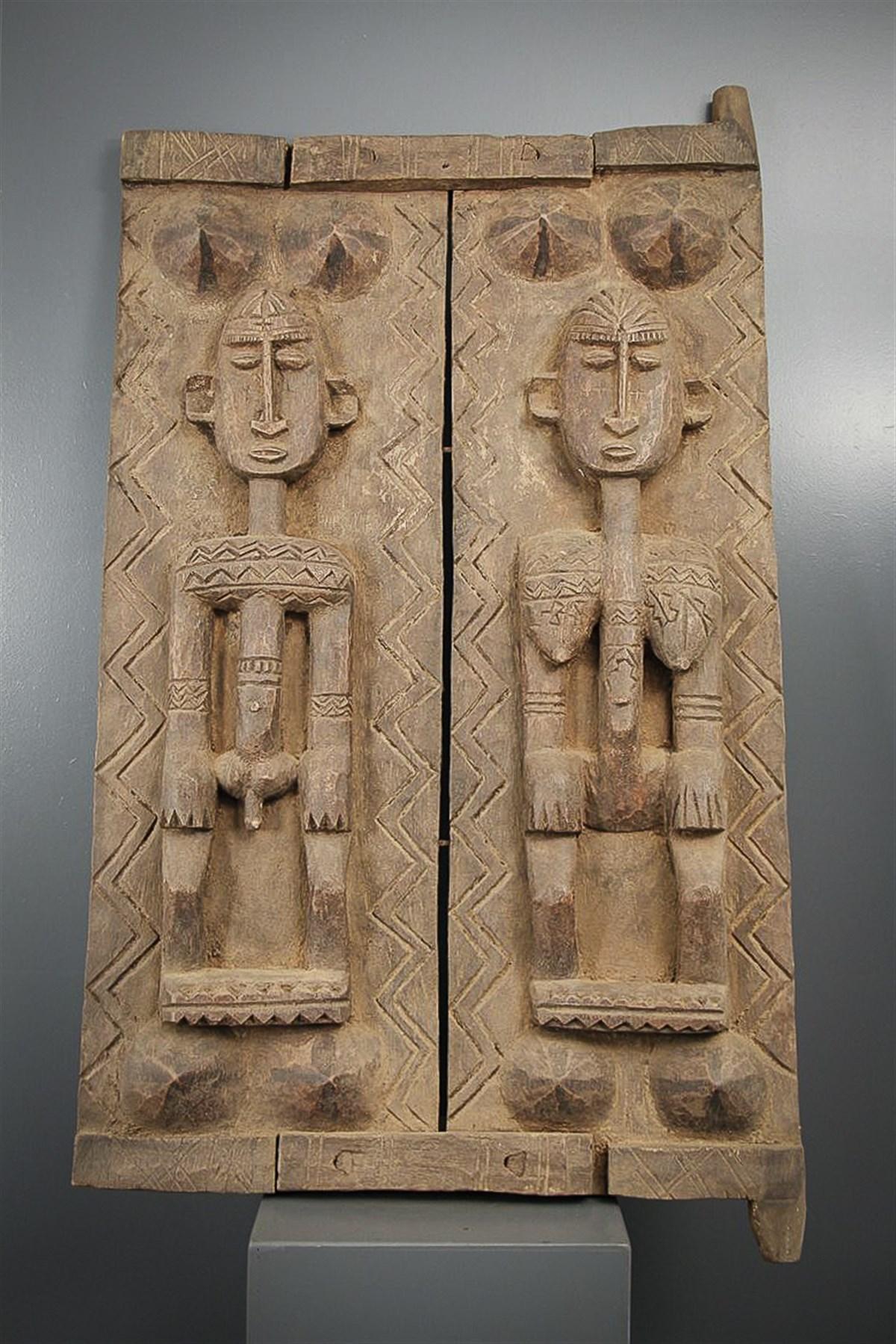 art africain la porte dogon