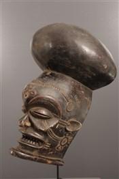 Masque africainMasque Chokwe Cihongo