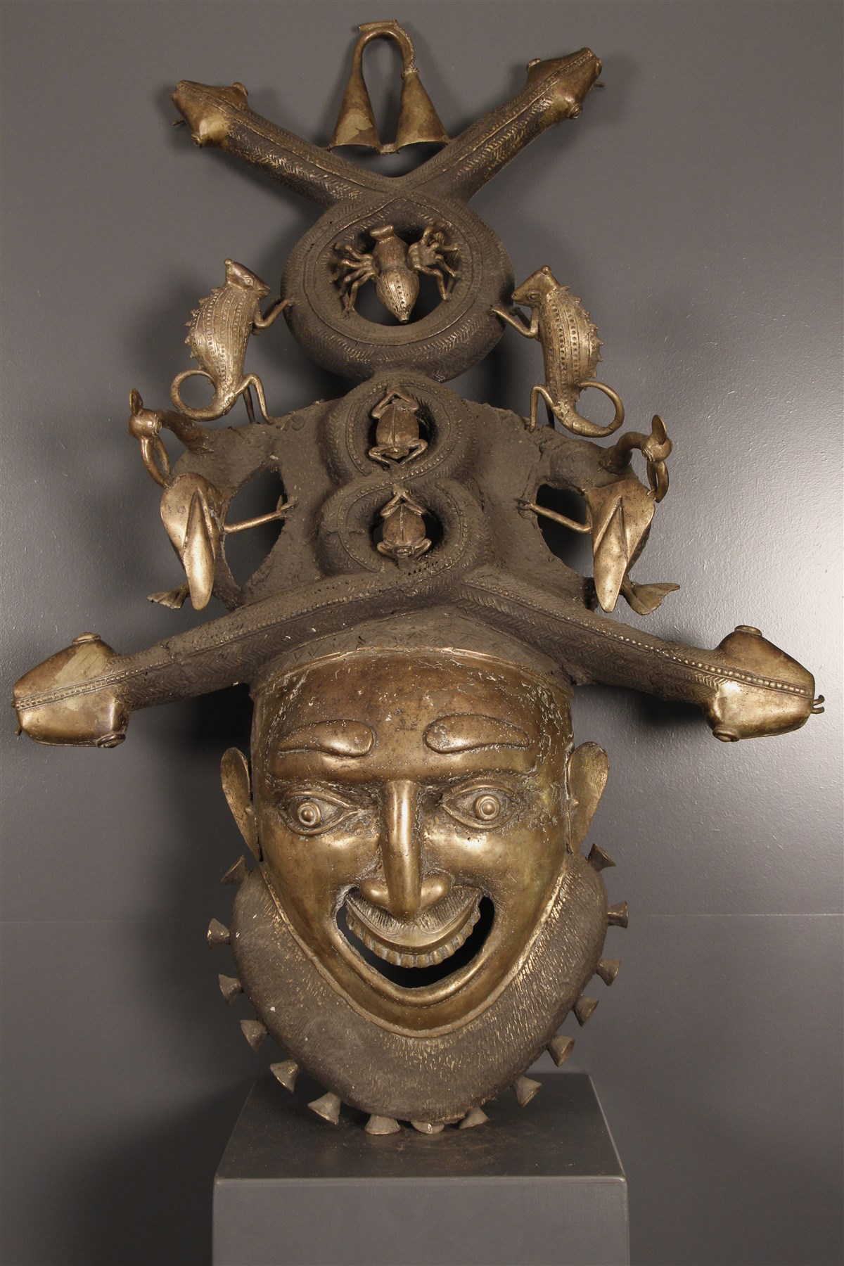 art africain bronze