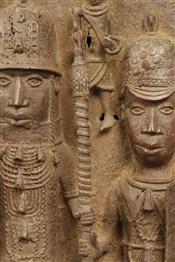 bronze africainPlaque benin bronze