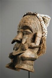 Art africain - Masques - Masque Kuba Bwoom