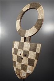 Art africain - Masques - Masque Bedu Koulango
