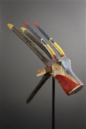 Art africain - Marionnettes - Marionnette gazelle Bozo