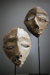 Couple de masques malades Pende