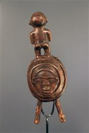 instruments de musiqueCloche Kongo Yombe Khimba