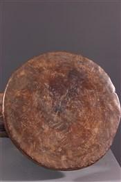 Tabourets, chaises, trônesSiège à caryatide Luba