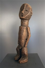 Art africain - Statuettes - Statue d'ancêtre Ngbaka