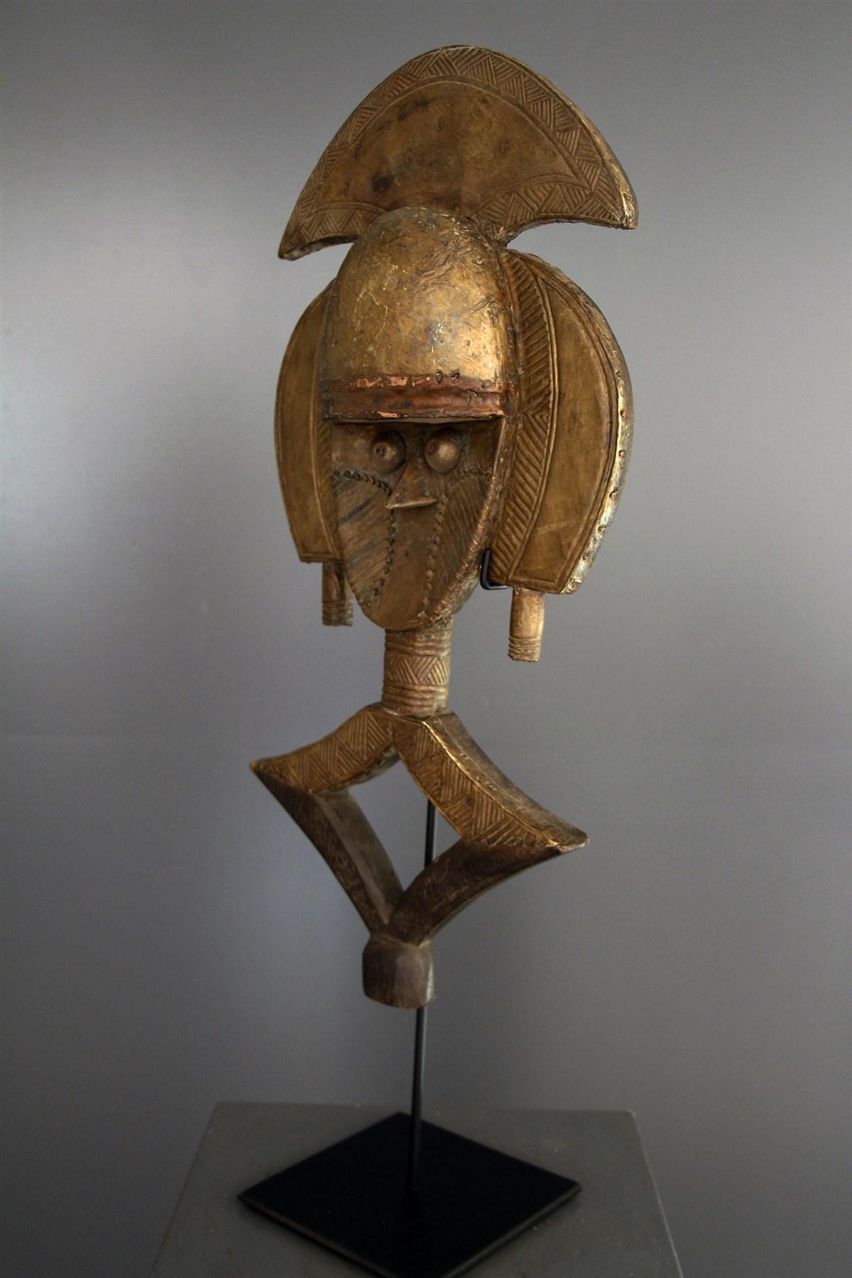 art africain reliquaire kota