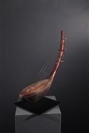 Art africain - Musique - Harpe Lega