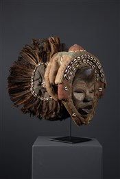Masque Dan Tanglagé Yacouba