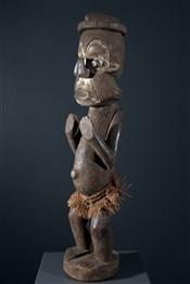Art africain - Statues - Statue cultuelle Yaka