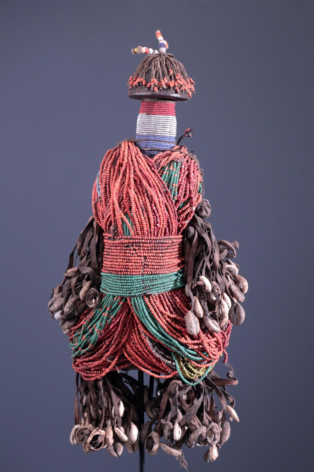 Grande poupée Fali Ham Pilu - Art africain