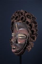 Masque africainMasque Dan Yacouba