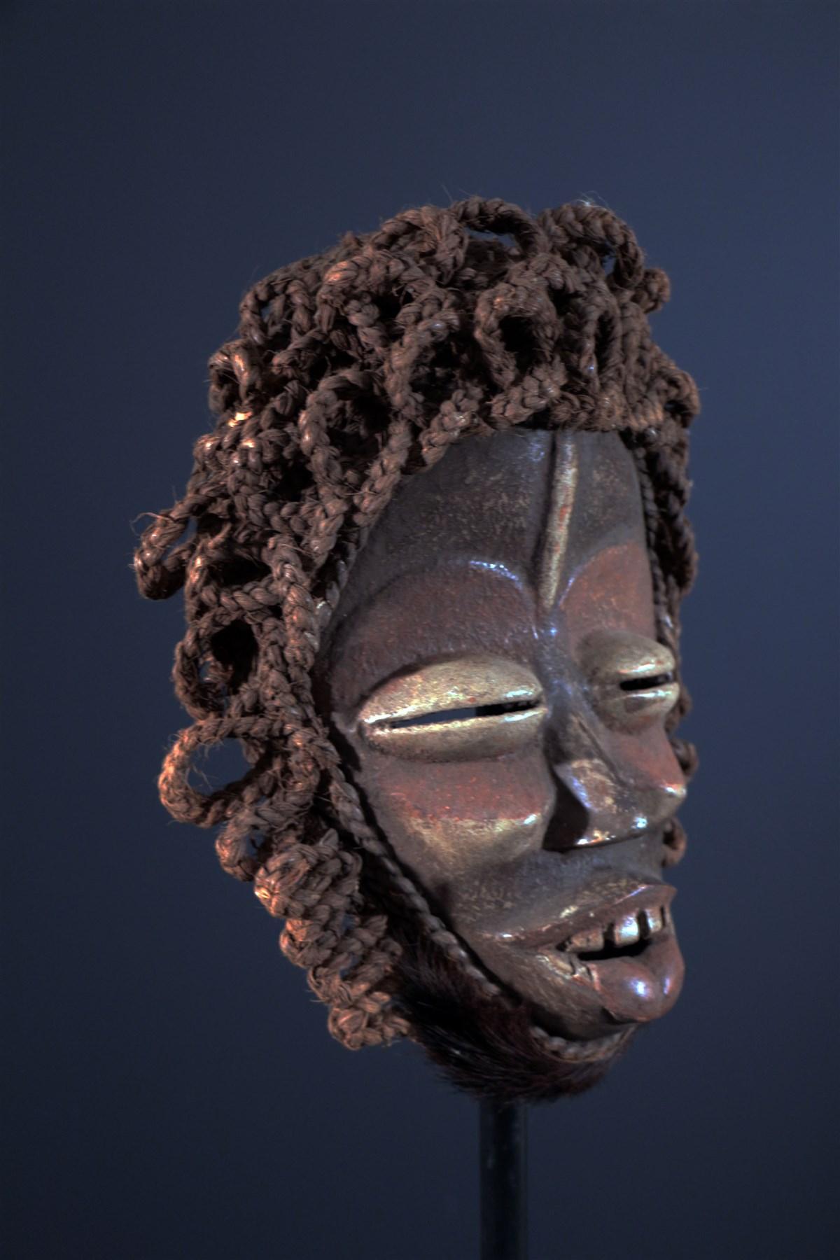 Masque Dan Yacouba - Art africain