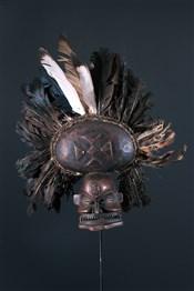 Masque Chokwe Cihongo