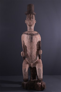 Grande statue Urhobo Owedjebo