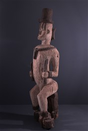 Statues africainesGrande statue Urhobo Owedjebo