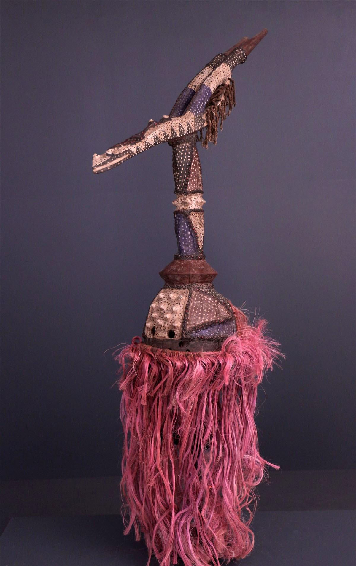 masque africain kurumba