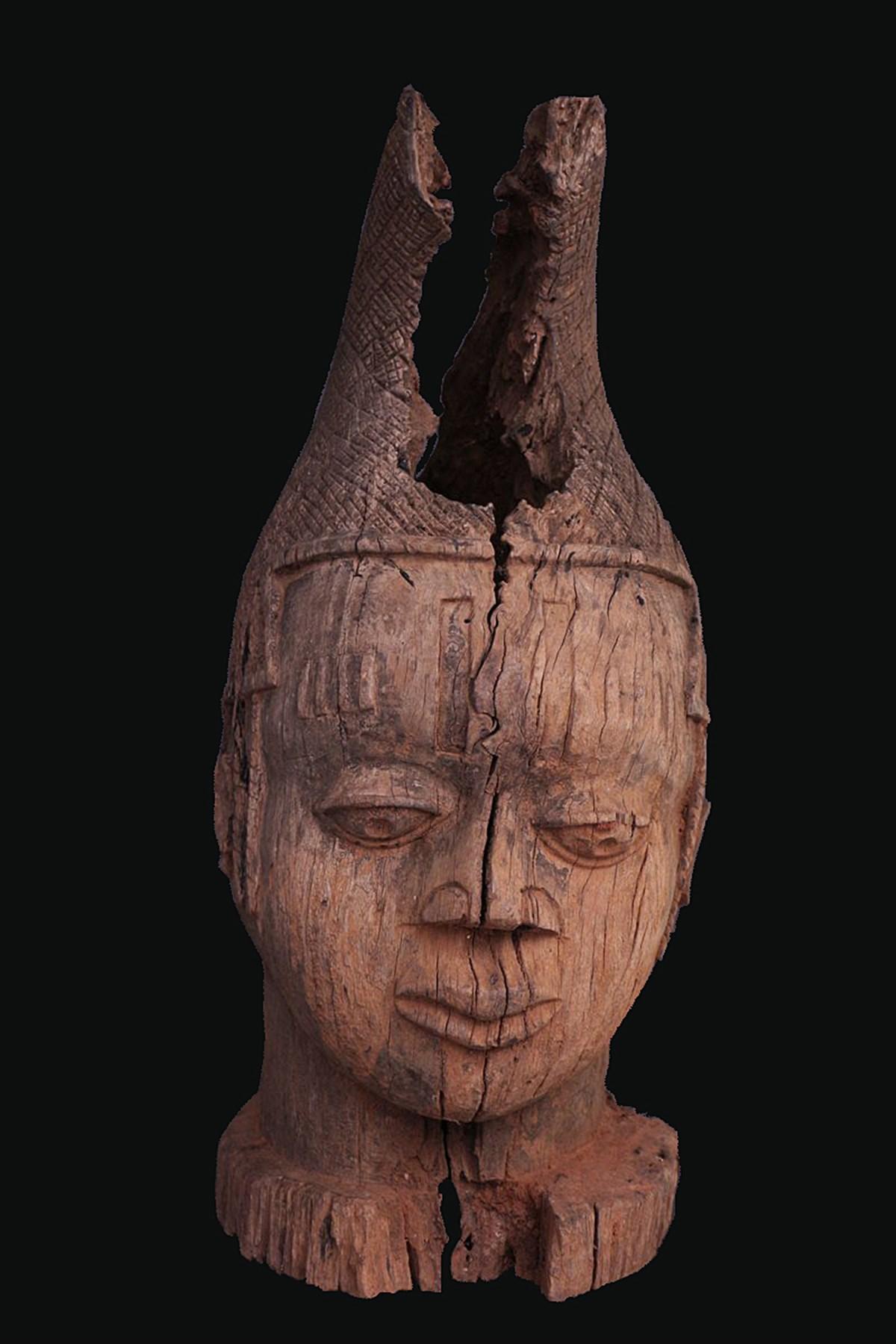 art africain bois