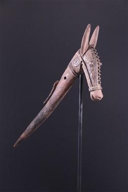 Marionnette cheval Bambara - Art africain