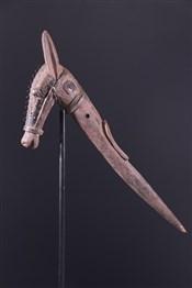 MarionnettesMarionnette cheval Bambara