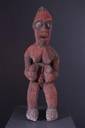 Art africain - Statues - Statue perlée Bamiléké