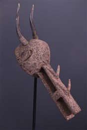 Masque Bambara du Komo
