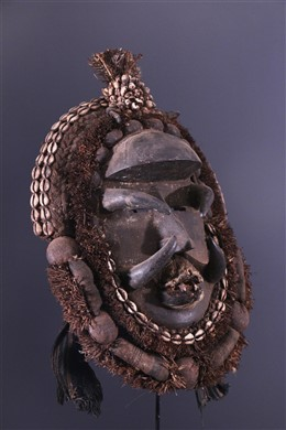 Masque araignée Nyabwa Bété