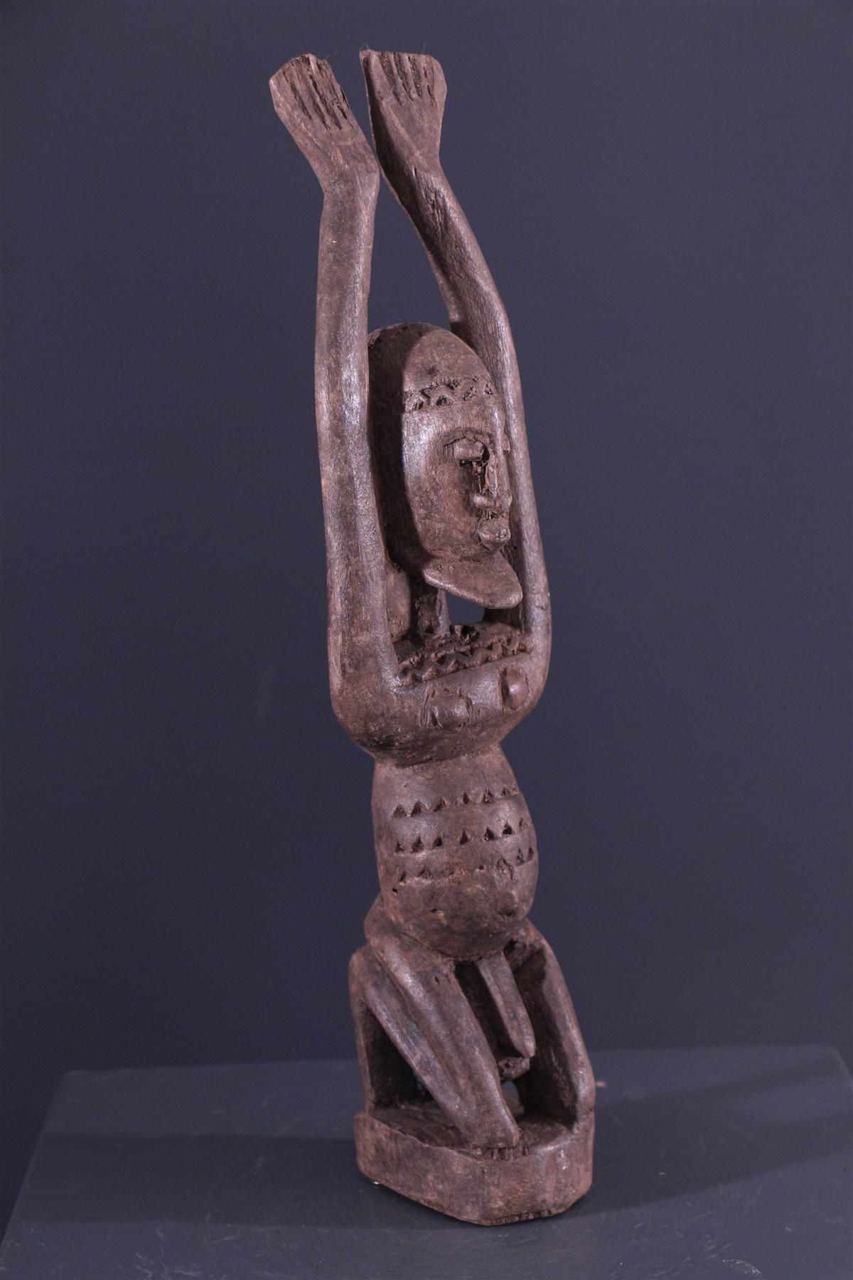 Statue Dogon Tellem - Art africain