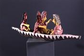 MarionnettesPirogue marionnettes Bozo