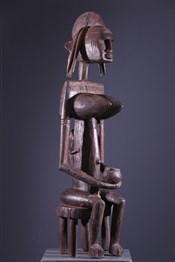 Art africain - Maternités - Maternité Bambara
