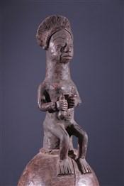 Art africain - Jarre - Jarre Mangbetu