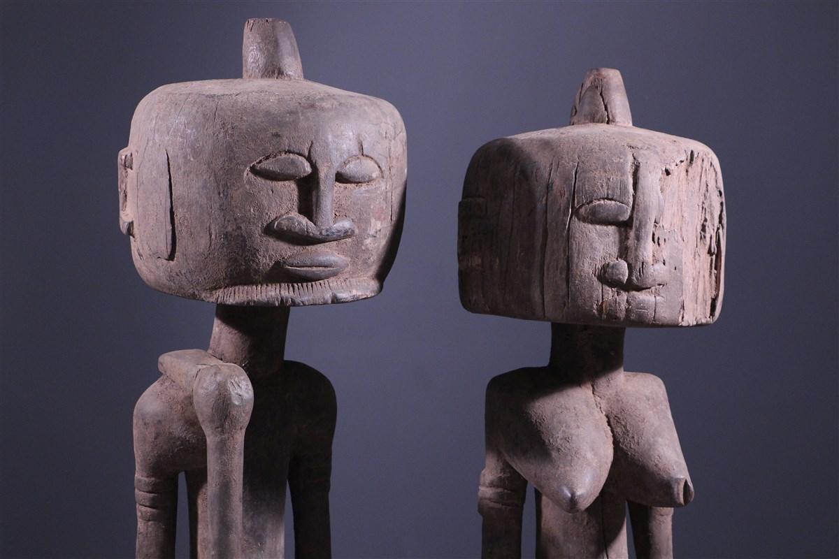 Art Africain - Page 4 Couple-Dogon_Art_Africain_img