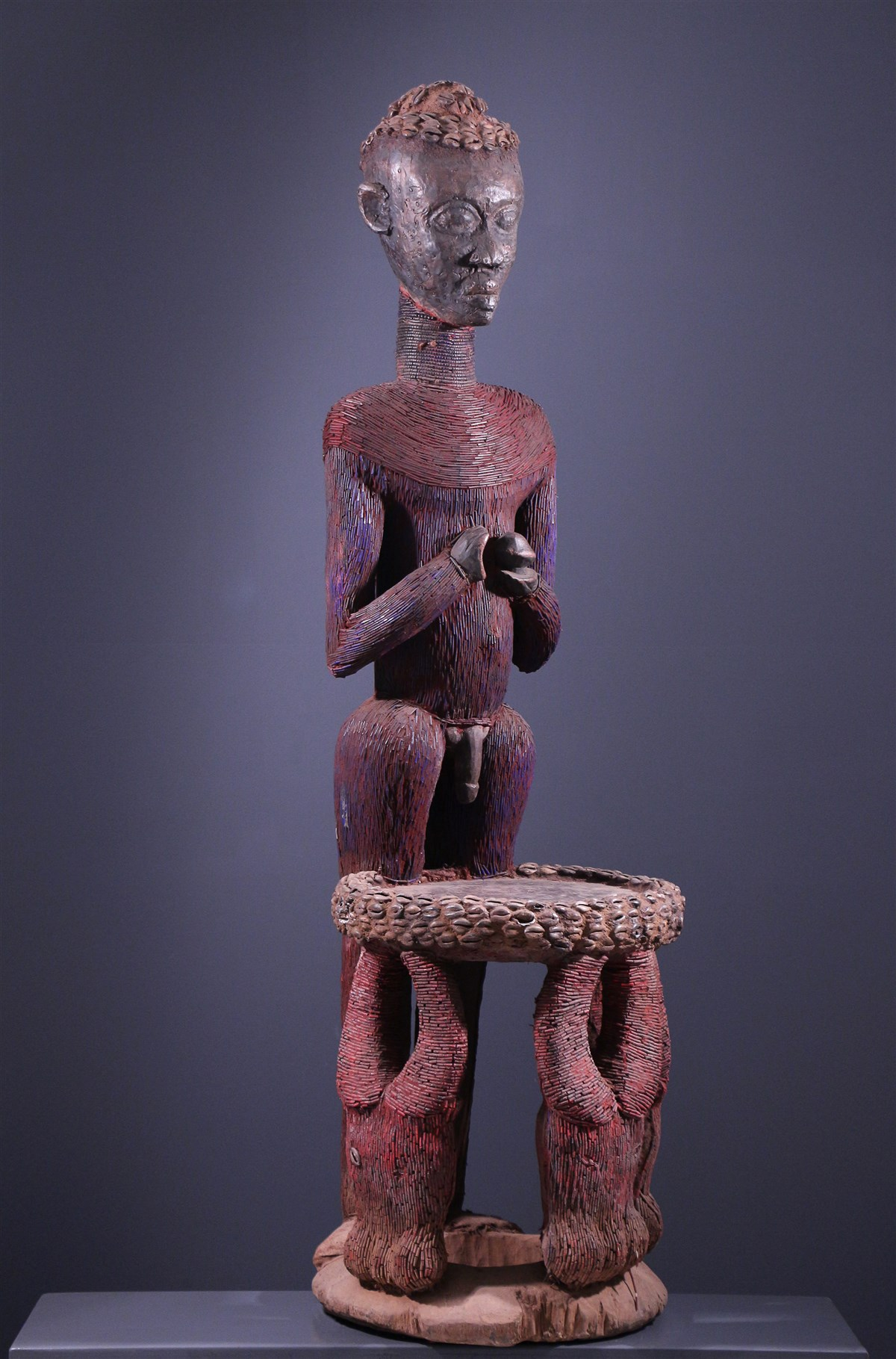 Trône Afo-A-Kom - Art africain