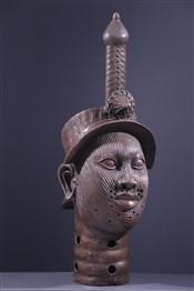 Grande tête Oni Ife