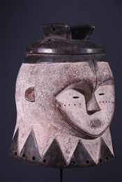 Art africain - Masques - Masque heaume Fang So