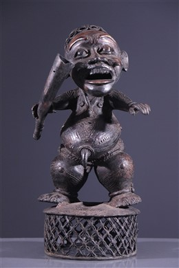 Statue Tikar