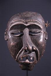 Masque de maladie Pende Mbangu