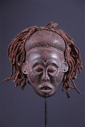 Masque Chokwe Pwo passeport