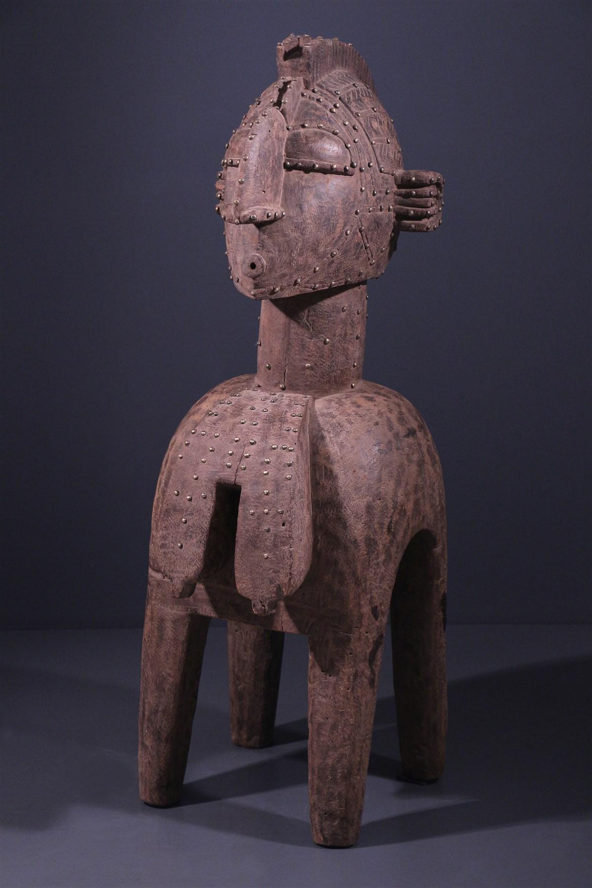 masque africain nimba