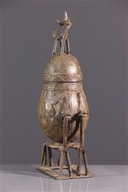 Urne cérémonielle Dogon