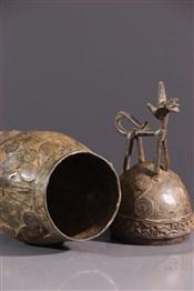 Objets usuelsUrne cérémonielle Dogon