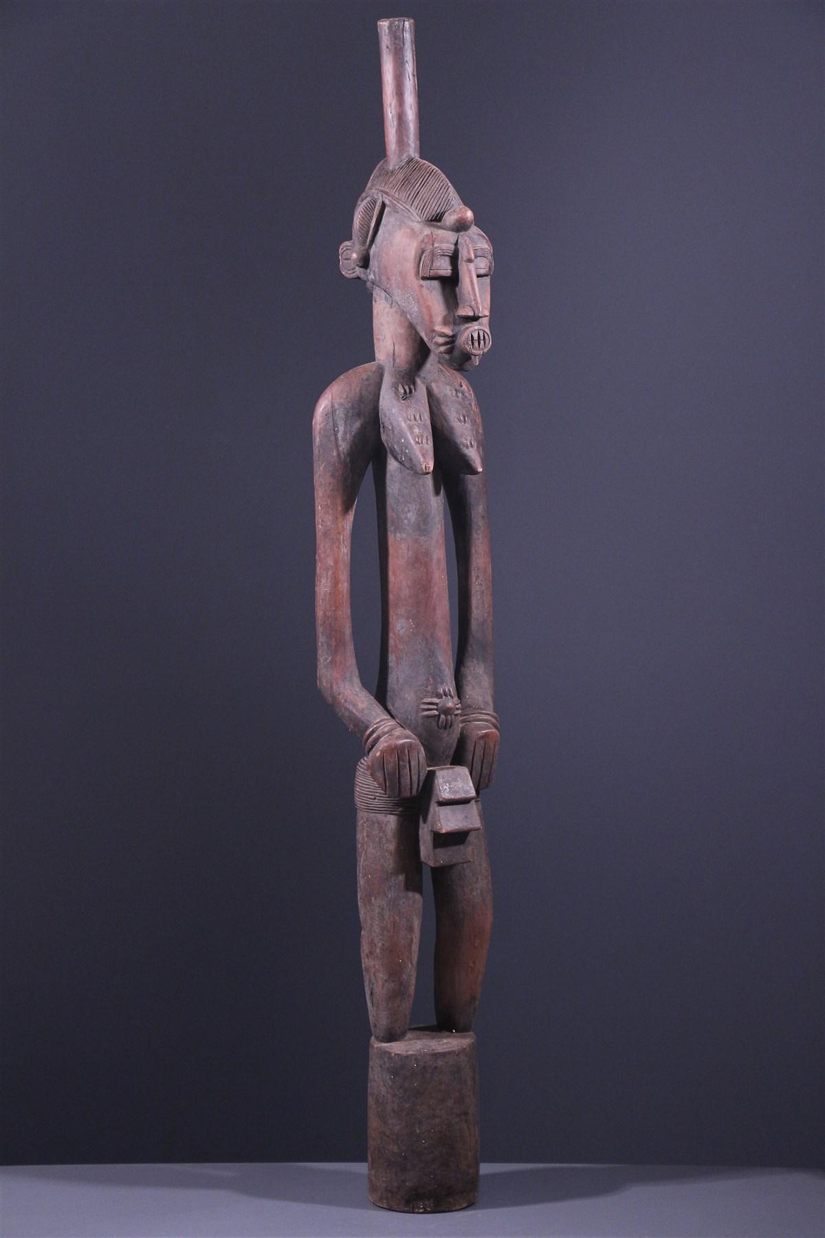 art africain tertre