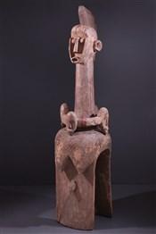 Masque africain masque Mumuye