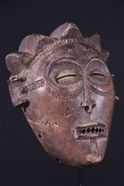 Masque passeport Chokwé
